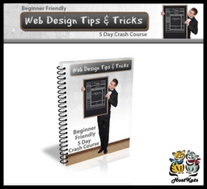 web design tips & tricks course