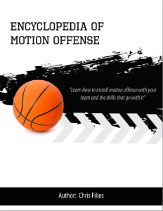 Encyclopedia of Motion Offense | eBooks | Sports