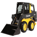 John Deere 318D, 320D Skid Steer Loader with Manual Controls Diagnostic Service Manual (TM11398) | Documents and Forms | Manuals
