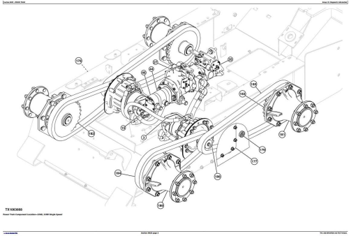 Fourth Additional product image for - John Deere 326D, 328D, 332D Skid Steer Loader w.Manual Controls Diagnostic Service Manual (TM11430)