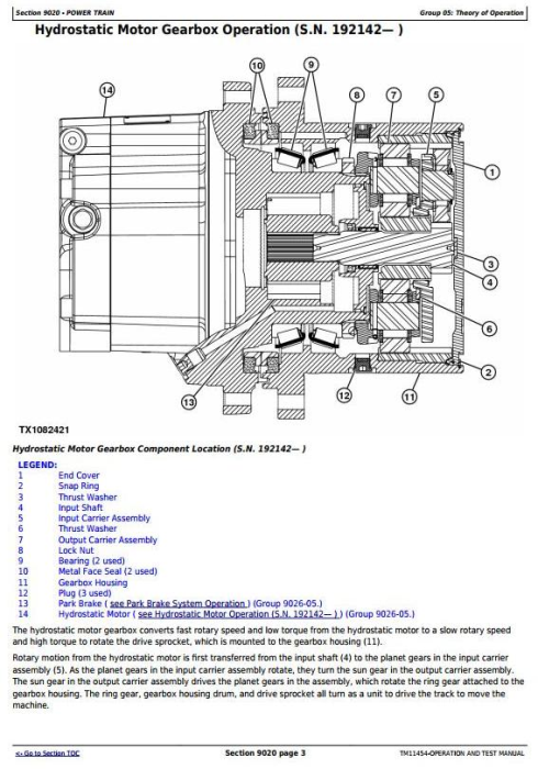 Fourth Additional product image for - John Deere 329D, 333D Skid Steer Loader w.EH Controls Diagnostic and Test Service Manual (TM11454)
