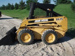 john deere 4475, 5575, 6675, 7775 skid steer loader all inclusive technical service manual (tm1553)