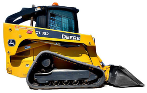 john deere 332 skid steer loader, ct332 compact track loader service repair technical manual tm2212