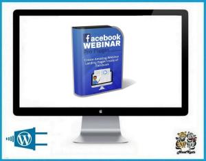 wordpress facebook webinar pro plugin