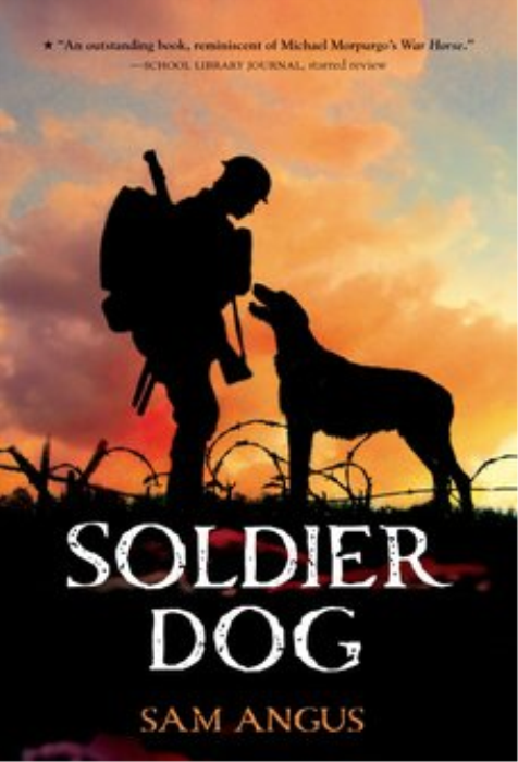 First Additional product image for - Soldier Dog