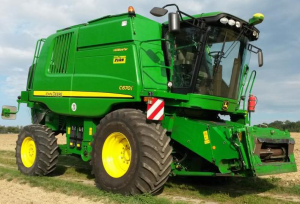 John Deere W540, W550, W650, W660, T550, T560, T660, T670, C670 Combines Service Repair Manual (TM401519) | Documents and Forms | Manuals