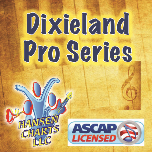 First Additional product image for - Leaning on the Everlasting Arms for Gospel Dixieland band with vocals.