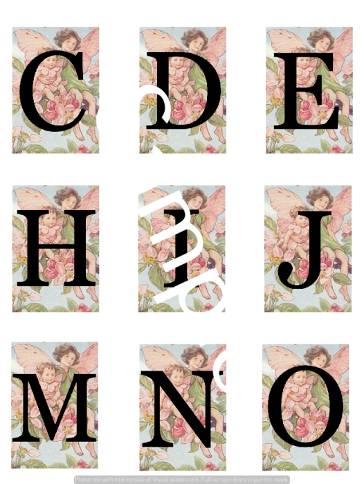 Second Additional product image for - Apple Blossom - Craft papers for cardmaking and scrapbooking.