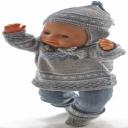 DollKnittingPatterns 0197D HELGA - Hose, Kurzarmpulli, Sweater, Mütze und Socken-(Deutsch)   Crafting   Knitting   Other