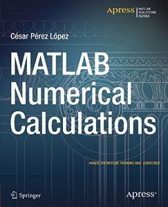 MATLAB Numerical Calculations (English Edition) 1st ed. Edition, Format Kindle | eBooks | Science