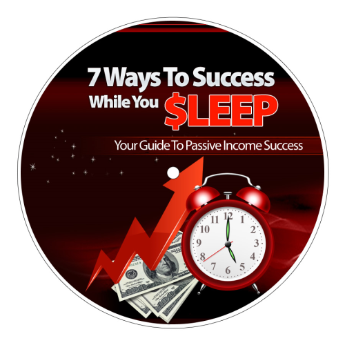 First Additional product image for - 7 Ways to success while you sleep