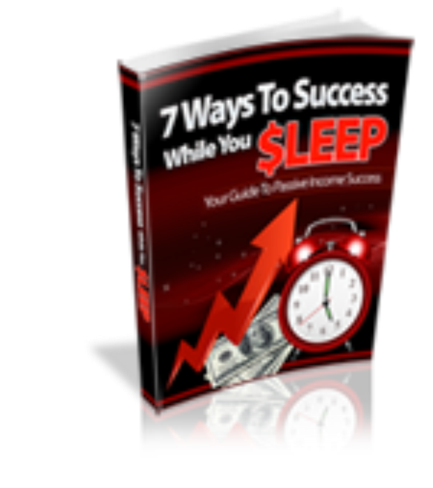 Second Additional product image for - 7 Ways to success while you sleep