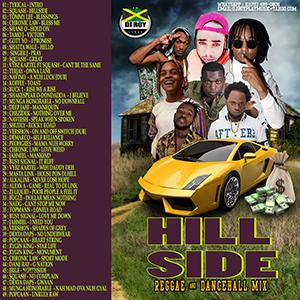 dj roy hillside reggae & dancehall mix 2019
