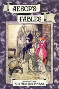 aesop's fables by aesop - audio book + digital book