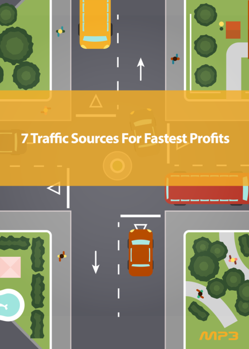 First Additional product image for - 7 Traffic Sources For Fastest Profits