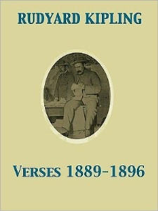 Rudyard Kipling - Verses 1889-1896   eBooks   Classics