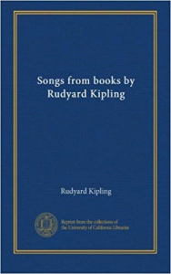 Rudyard Kipling - Songs from Books | eBooks | Classics