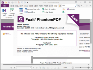 Foxit PhantomPDF Business 7 v7.3.6.321 Final Ml | Software | Other