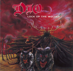 dio lock up the wolves (1990) (reprise records) (11 tracks) 320 kbps mp3 album