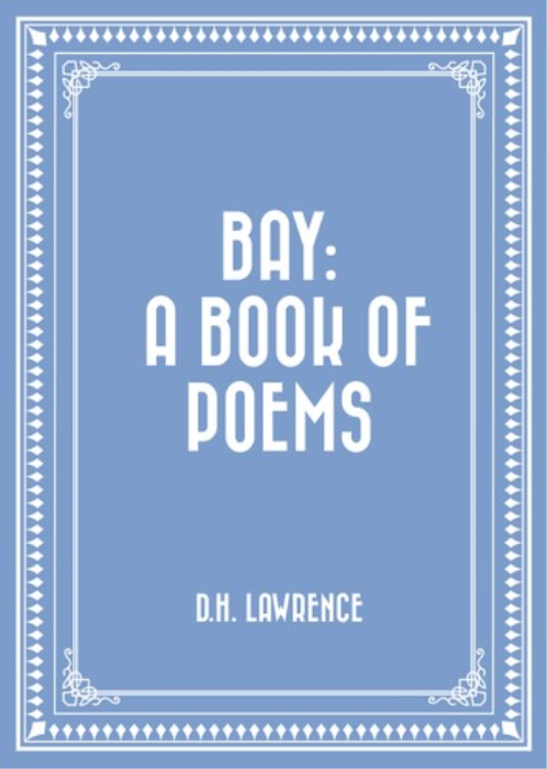 First Additional product image for - Bay: A Book of Poems