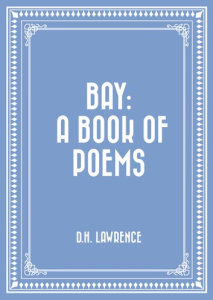 bay: a book of poems