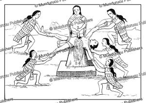 ancient mexican sacrificial scene, rudolf cronau, 1892.tif