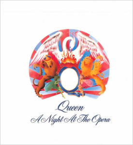 queen a night at the opera (1991) (rmst) (hollywood records) (14 tracks) 320 kbps mp3 album