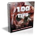 100 Bodybuilding Tips | eBooks | Sports