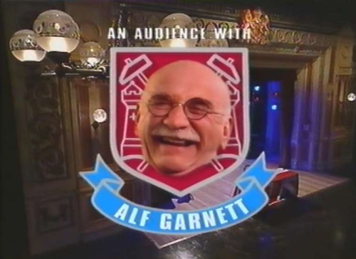 First Additional product image for - An Audience with Alf Garnett.