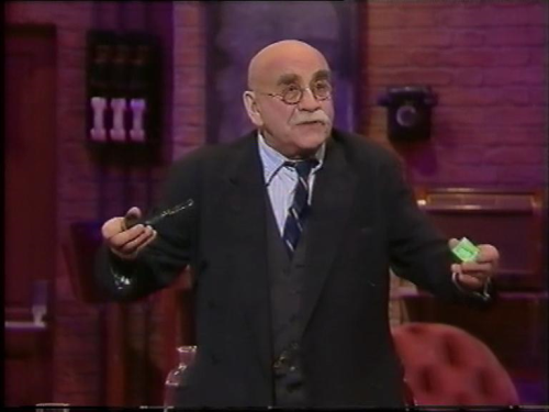 Second Additional product image for - An Audience with Alf Garnett.