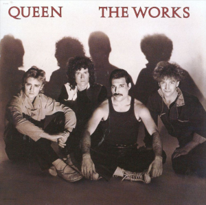 queen the works (1991) (rmst) (hollywood records) (12 tracks) 320 kbps mp3 album