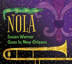 nola - susan werner goes to new orleans (10 mp3s)
