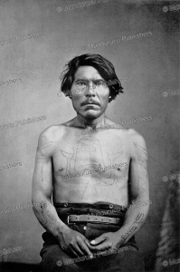 Kit-ku¯n, Haida chief at Laskeek village, James G. Swan, 1887 | Photos and Images | Travel