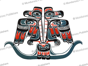 Haida Double Thunderbird, Garrick Mallery, 1894 | Photos and Images | Travel