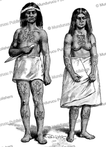 tattooed Haida couple, James G. Swan, 1884 | Photos and Images | Travel