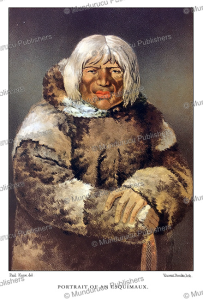 Portrait of an Eskimo, Paul Kane, 1859 | Photos and Images | Travel