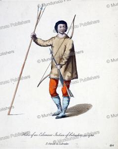 Inuit Indian of Labrador, Canada, Gijsbert van Veen, 1760 | Photos and Images | Travel