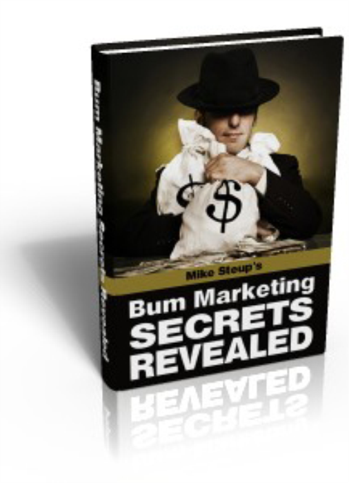 First Additional product image for - Bum Marketing Secrets Revealed