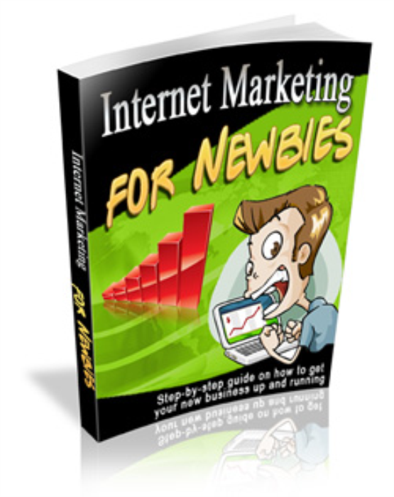 First Additional product image for - Internet Marketing For Newbies