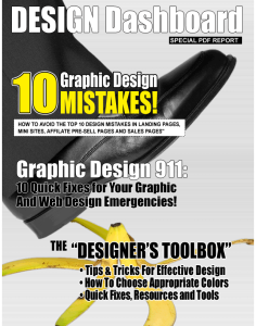 10 Graphic Design Mistakes | eBooks | Reference