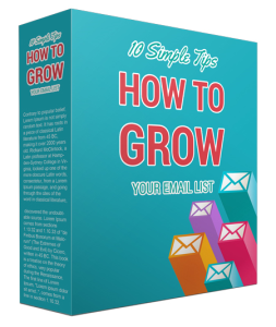 10 simple steps how to grow your email list