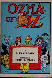 Ozma of Oz   eBooks   Classics
