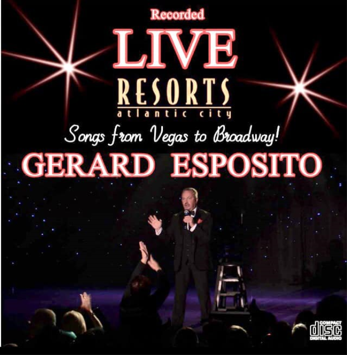 First Additional product image for - GERARD ESPOSITO Live at Resorts