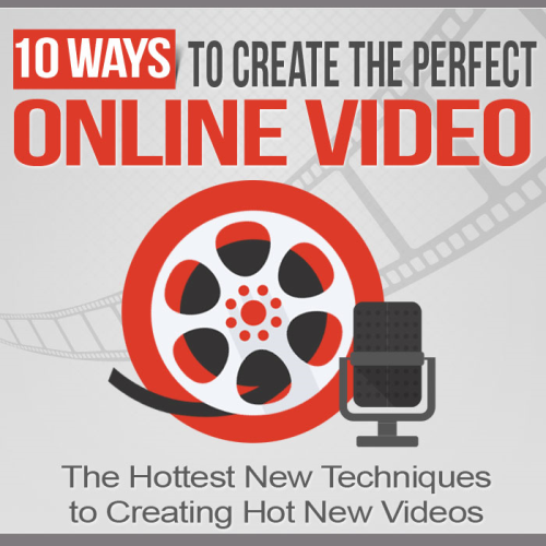 First Additional product image for - 10 Ways to Create The Perfect Online Video