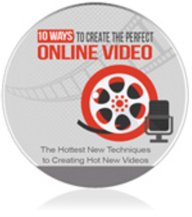 Second Additional product image for - 10 Ways to Create The Perfect Online Video