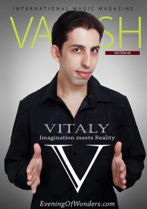 Vanish Magic Magazine 49 | eBooks | Entertainment