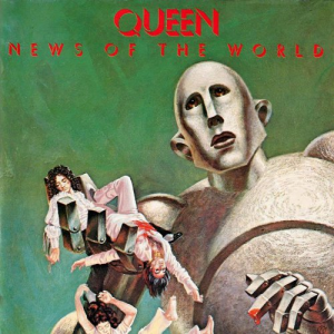 queen news of the world (1991) (rmst) (hollywood records) (12 tracks) 320 kbps mp3 album