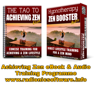 the tao to achieving zen