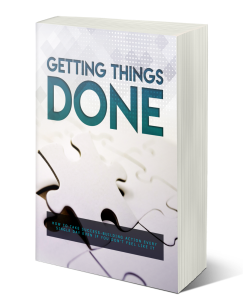getting things done (with mrr)