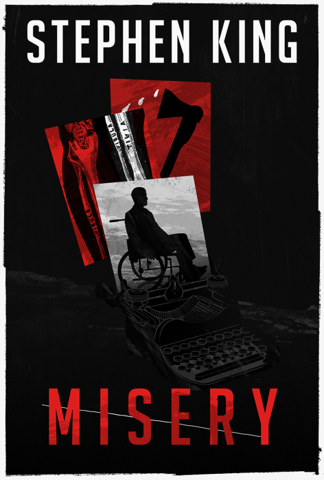 Second Additional product image for - Misery, Stephen King